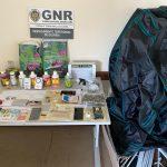 GNR detém dois homens por alegado tráfico de estupefacientes em Gouveia
